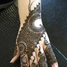 Mehndi Tips And Designs