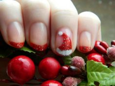20 Inspiring Christmas Nail Art Ideas