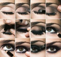 8 Easy Ways to Get Smokey Eyes Makeup.