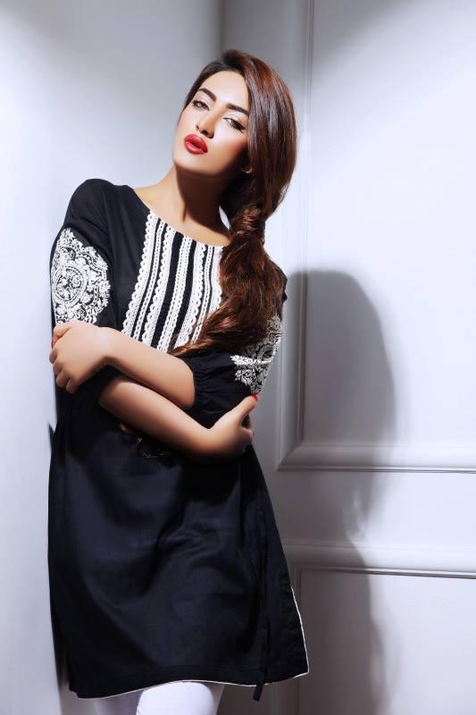 Latest Elegant Origins Kurti Designs 2014  -Today Fashion