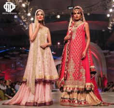 Bridal Wear by Deepak Perwani.