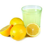 lemon juice used for skin care