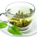 green tea to remove blaackheads