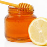 honey and lemon for hands care