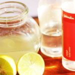 lemon-rose-water-and-glycerine skin care