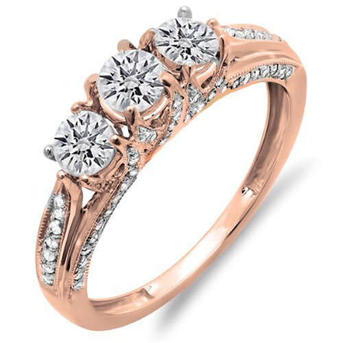 gold and diamond ring for brides