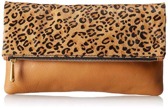 Fossil Erin Fold Over Clutch
