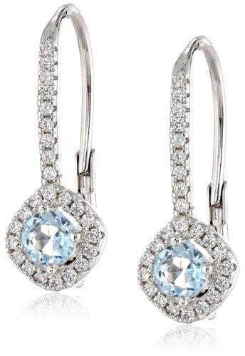 Sterling Silver 4mm Earrings