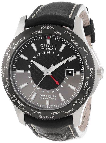 Gucci Men's YA126212 Gucci Timeless Watch