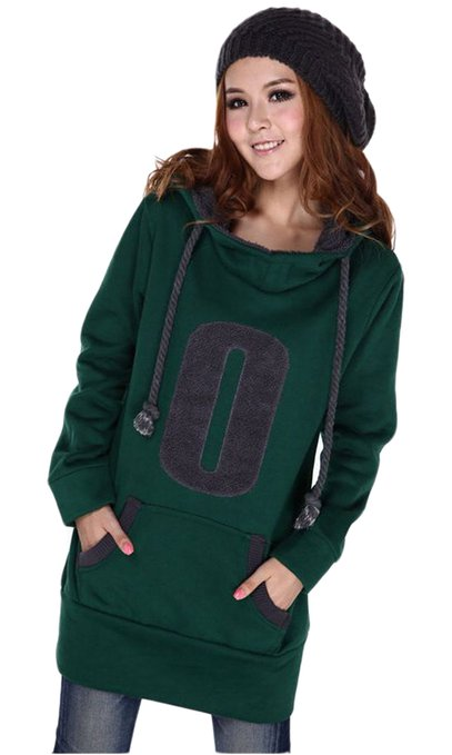 iLoveSIA(T) Womens Ladies Hoodies Sweatshirt Pullover Jumper Casual Outerwear