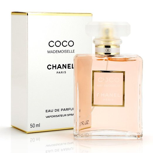 COCO Mademoiselle by_Chanel_Eau De Parfum Spray 1.7 FL OZ
